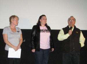 Susan, Martina & RJ