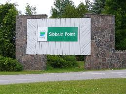 Sibbald's Point