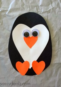 penguin-heart-valentine-craft