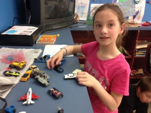 Playing with Cars and Planes April 2015